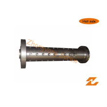 Rubber Screw and Cylinder with Heaters