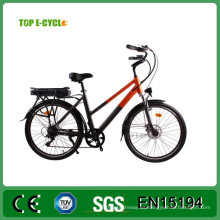TOP Más Popular barato City 250W 36V bicicleta de carretera eléctrica al por mayor en China