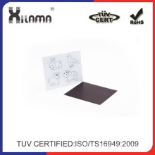 Customized Rubber Flexible Magnet Sheet Magnetic Paper