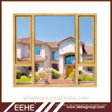 Gute Qualität Aluminium Flügelfenster Preis Philippinen Aluminium Glasfenster