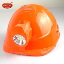 Lámpara de minero Casco de minería Faro de casco