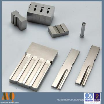 Kundengebundene Präzisions-EDM-Draht-Ausschnitt-Teile für Form