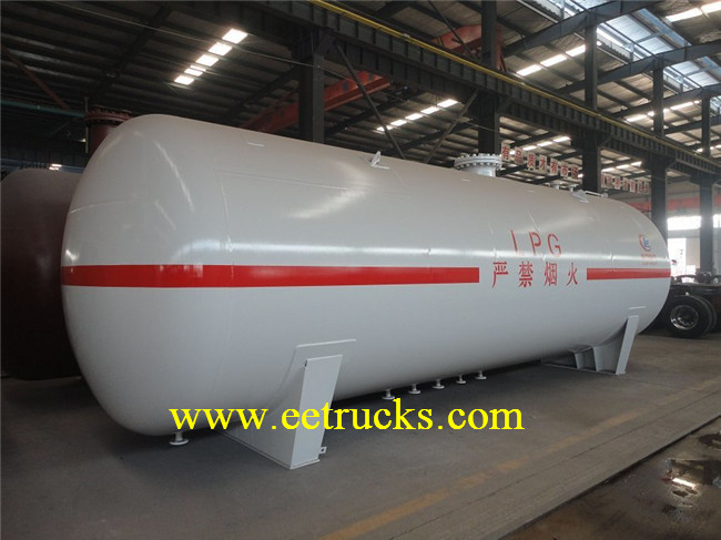 60000 Liters Liquid Ammonia Storage Tanks
