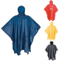 poncho coloré pvc adulte