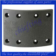 asbestos-free brake lining 17276 MB/60/1 brake linings
