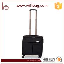 Bolso del equipaje del aeropuerto del bolso del equipaje del viaje del bolso de las ruedas de la carretilla del recorrido del negocio