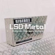 Фабрика вся продажа алюминиевый водонепроницаемый нижний ящик грузовик ящик для инструмента
