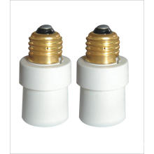 Nouveau support de lampe à capteur à vis avec E27 / E26