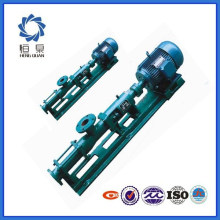 G series good quality electric dredge screw pump