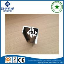 Boîtier d'armoire industrielle Cadre de neuf plis