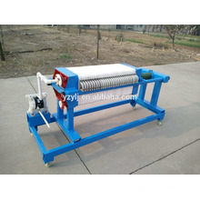 stainless steel filter press for avocado oil OEM