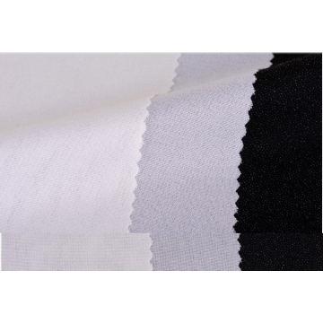 interlineado no fusible de ancho blanco 112cm