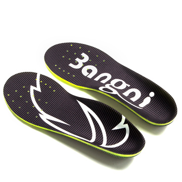 Sokongan Arch Sokongan Orthotic Orthopedic Insoles Shoes