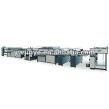 MODEL RHW-1000/1200A FULLY AUTOMATIC UV COATING MACHINE