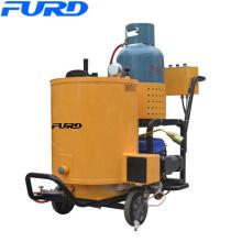 Tipo máquina do impulso da mão da máquina de enchimento da selagem da rachadura do asfalto da estrada
