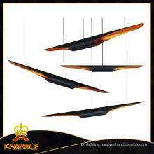Popular Gold and Black Hanging Pendant Lamp (M-152S/BK)