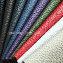 High Quality Furniture Bonded PU Leather (QDL-FB002)
