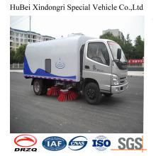 5cbm Foton Road Sweeper Truck Machine Euro 3