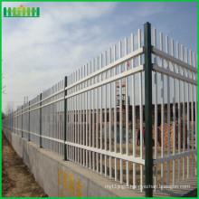 China wholesale merchandise zinc steel fence