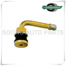 TR570C Brass Tubeless Truck and Bus Tire Valves