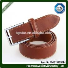 2016Calça de couro grande casual casual grande ceinture cintura para calças de ganga golfe / cintos de couro de couro para homens