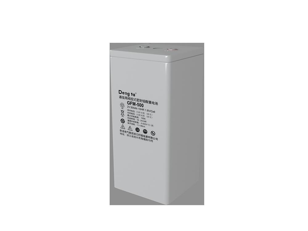 Lead Acid Battery, Valve Regulated Sealed Battery, 2V 400Ah Battery