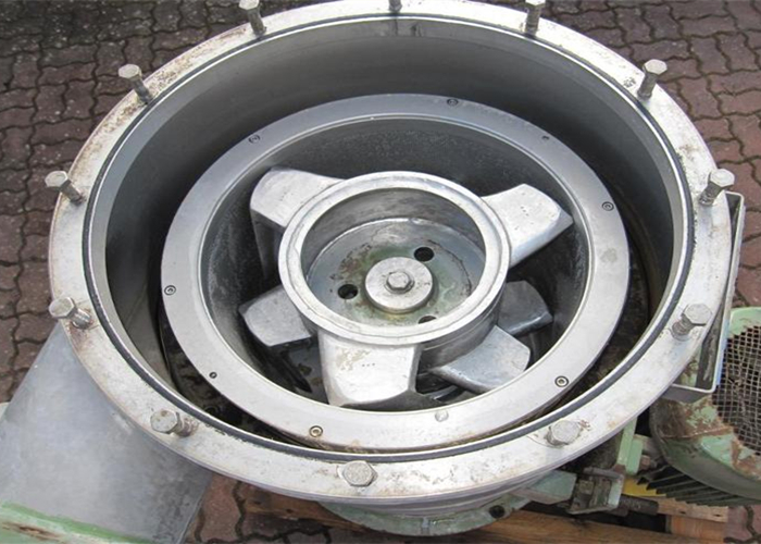 Rotor for Pressure screen 700x500