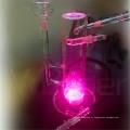 Narguilé LED en verre de gros pour les femmes