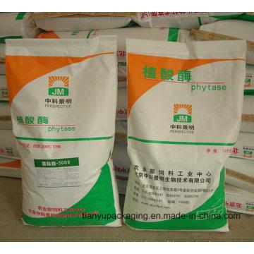 Sac tissé PP pour engrais, aliments pour animaux et ingrédients alimentaires