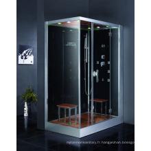 Cabine de douche à vapeur pour deux personnes DZ961F8 (R)