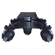 Rear Axle And Trailer Spare Parts UK Underslung Spring Suspension
