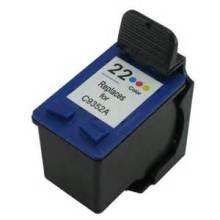 De buena calidad Cartucho de tinta compatible HP 22