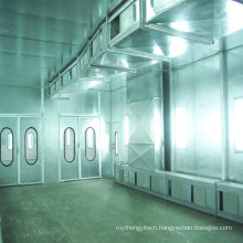 Industrial Bus/Truck Paint Booth Painting and Drying Oven