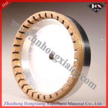 Resin Diamond Cup Schleifscheibe / 130mm Anfasung Rad