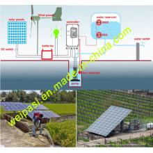 Solar-Bewässerung, Windenergie-Bewässerung, Solar-Pumpen-System, Nachtbeleuchtung, 1KW, 1.5KW, 2kw, 3kw, 5kw, 7.5kw