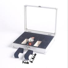 A caixa de relógio acrílica (hx-q044)