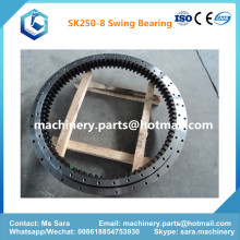 SK250-8 Swing Bearing Circle Gear para excavadora LQ40F00014F1