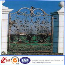 Bueatiful dekorative Schmiedeeisen Safety Gates