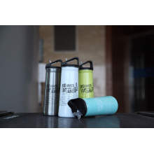 Ssf-580 Stainless Steel Single Wall Outdoor Sports Water Bottle Flask