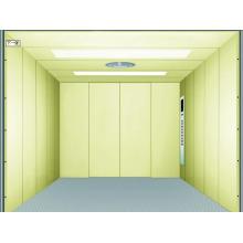 Ascenseur de fret de Fujizy avec la pièce de machine moins
