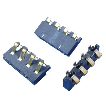 2,5 mm pitch 4P batterijconnector SMT