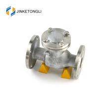 JKTLPC079 adjustable loaded cast steel non return plumbing check valve