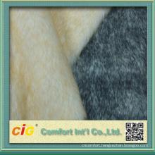 Fashion New Design Latest Fake Rabbit Fur Fabric