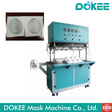 Machine de masque de formation de tasse N95