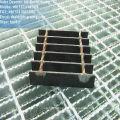 INMERSIÓN caliente galvanizada rejilla para desagüe acero piso y plataforma