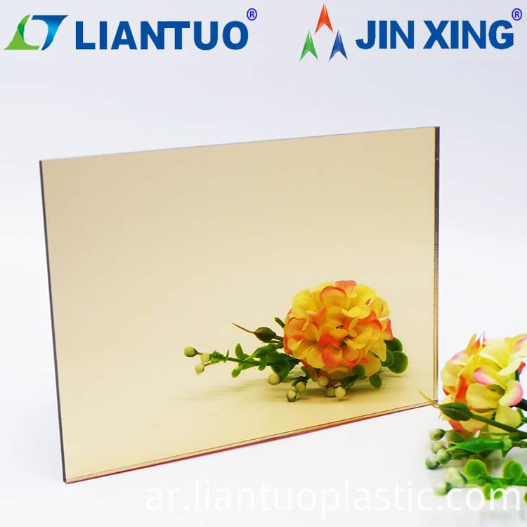 Extruded Color Decoration Acrylic PMMA Sheets