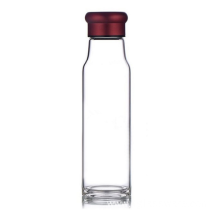 Borosilicate Glass Handmade Water Bottle