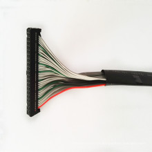 Gravure machine 40pin ruban câble