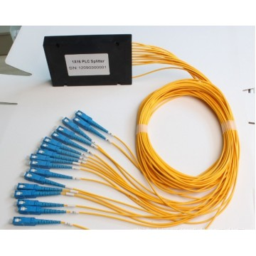 FTTH ABS Box Optic Splitter with SC Connector