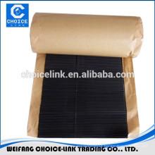Waterproof double side butyl rubber self adhesive tape